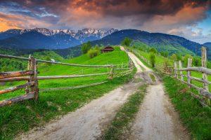 רומניה- טיול טרקים והליכה