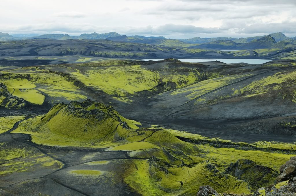 הרים באיסלנד